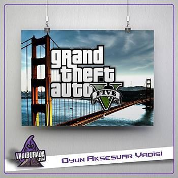 GTA 5: M20: Poster