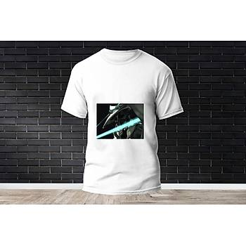 Cypher Baskýlý Model 1  T-Shirt
