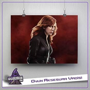 Black Widow 13: Poster