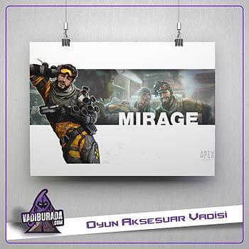 Apex Legens Mýrage Poster