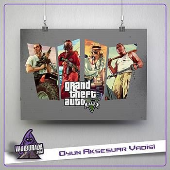 GTA 5: M22: Poster