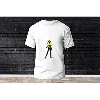 Killjoy Baskýlý Model 3  T-Shirt