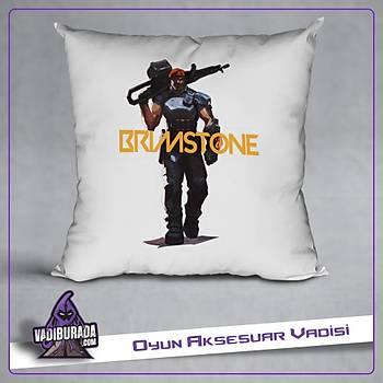 Valorant Brimstone Long M2 Yastýk  M: 12