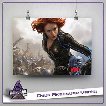 Black Widow 11: Poster