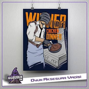 PUBG : Winner Winner Poster
