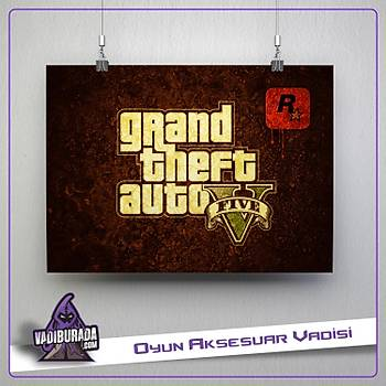 GTA 5: M4: Poster