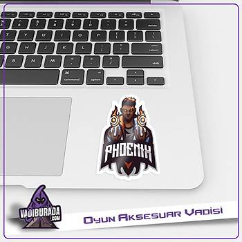 Valorant Sticker : Phoenix
