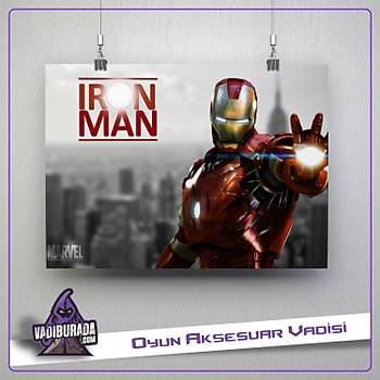 Iron Man 16: Poster
