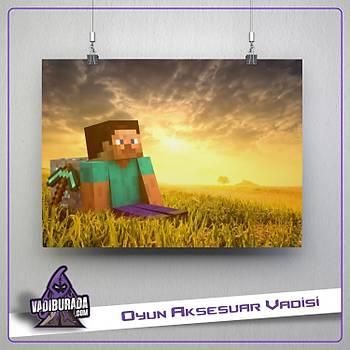 Minecraft: Poster: M10
