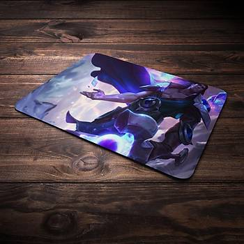 League Of Legens Taric Þampiyon Baskýlý Mousepad (BÜYÜK GAMEPAD)