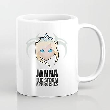 Janna: Kupa
