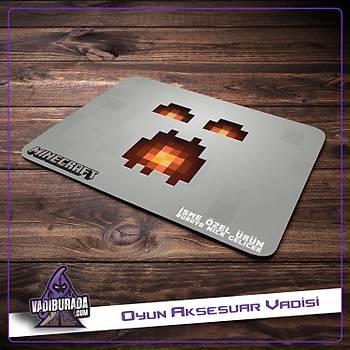 Ýsme Özel Minecraft: Mouse Pad M:8