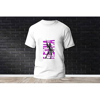 Reyna Baskýlý Model 6  T-Shirt
