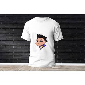 Astra Baskýlý Model 8  T-Shirt