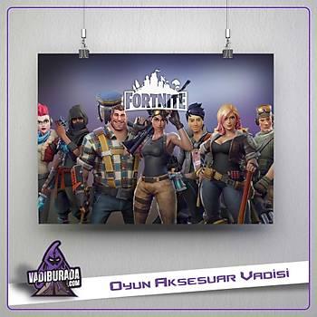 Fortnite 4: Poster