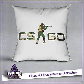 CS:GO : Logo Yastýk