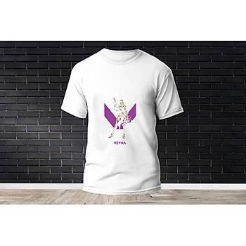 Reyna Baskýlý Model 17  T-Shirt