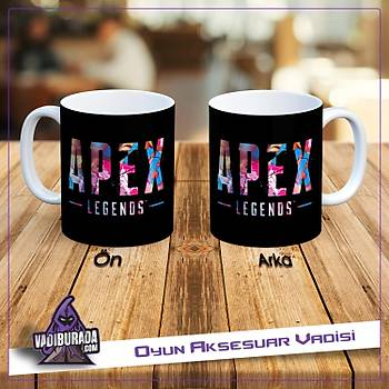 Apex Legends Çok Renk Logolu Kupa