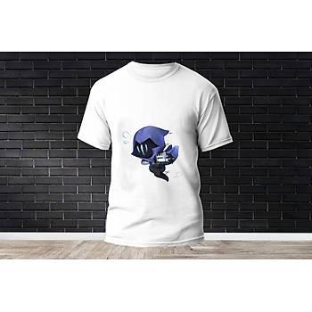 Omen Baskýlý Model 19  T-Shirt