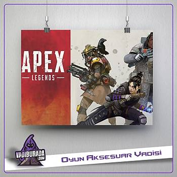 Apex Legens 2: Poster