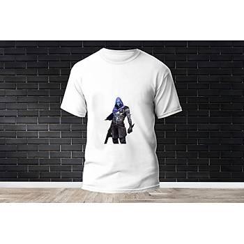 Omen Baskýlý Model 17  T-Shirt