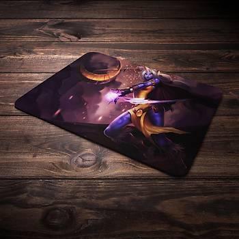 League Of Legends Soraka Þampiyon Baskýlý Mousepad (BÜYÜK GAMEPAD)