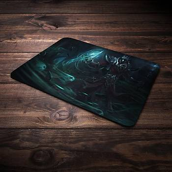 League Of Legens Karthus Þampiyon Baskýlý Mousepad (BÜYÜK GAMEPAD)