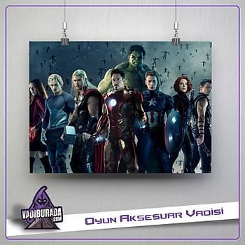 Avengers 7: Poster