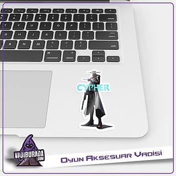 Valorant Sticker : Cypher M2