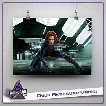 Black Widow 7: Poster