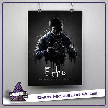 Rainbow Six Siege : Echo Poster