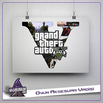 GTA 5: M12: Poster