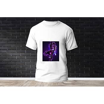 Astra Baskýlý Model 4  T-Shirt