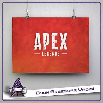Apex Legens : Poster