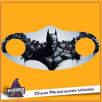 Yýkanabilir Yüz Koruyucu Gamer Maske Model 6 Batman