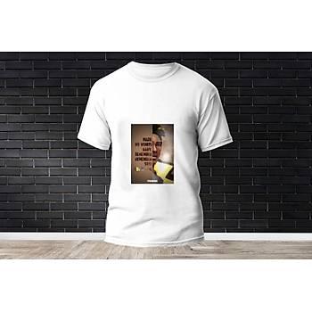 Phoenix Baskýlý Model 25  T-Shirt