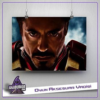 Iron Man 8: Poster