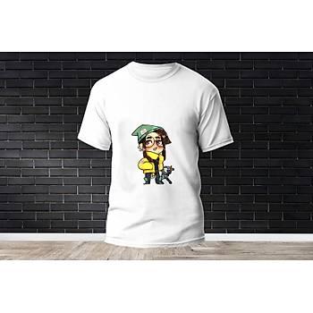 Killjoy Baskýlý Model 1  T-Shirt