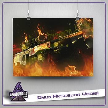 CSGO : Dragon2 Poster