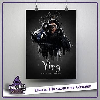 Rainbow Six Siege : Ying Poster