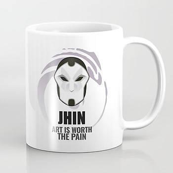 Jhin: Kupa
