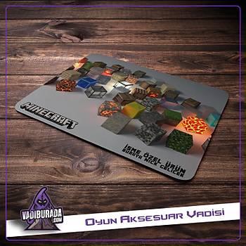 Ýsme Özel Minecraft: Mouse Pad M:14