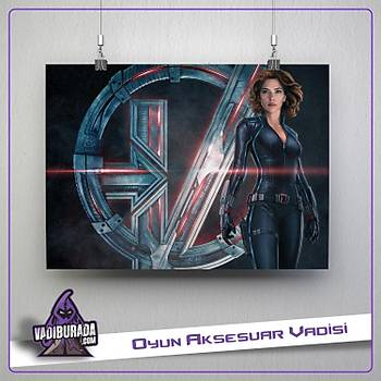 Black Widow 6: Poster