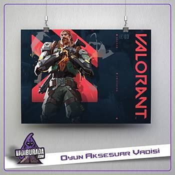 Breach : Valorant Poster