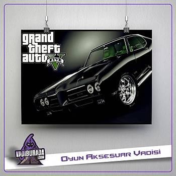 GTA 5: M10: Poster