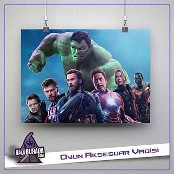 Avengers 33: Poster