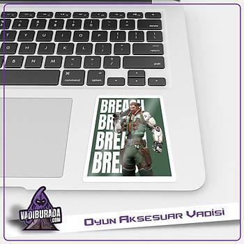 Valorant Sticker : Breach M3