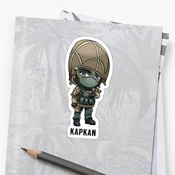 R6 : Kapkan Sticker (2 adet)