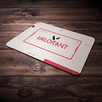 Valorant Model 10 Baskýlý Mousepad (BÜYÜK GAMEPAD)