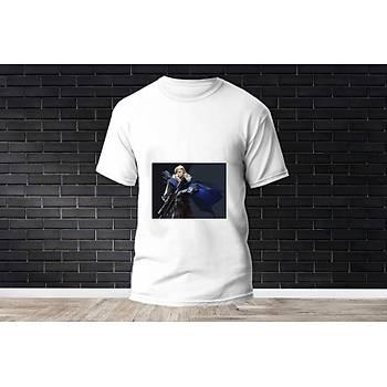 Sova Baskýlý Model 7  T-Shirt